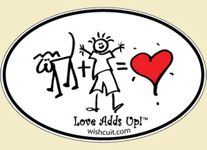Wishcuit, Love Adds Up, rescues, canine cancer